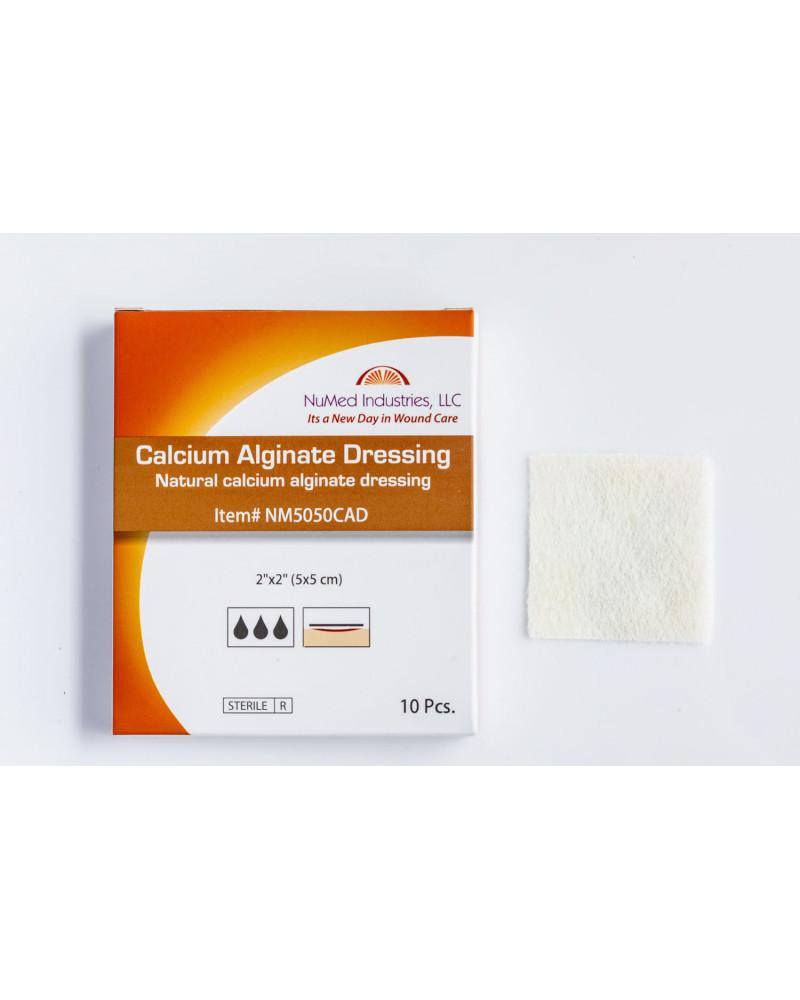 NuMed Calcium Alginate Dressing